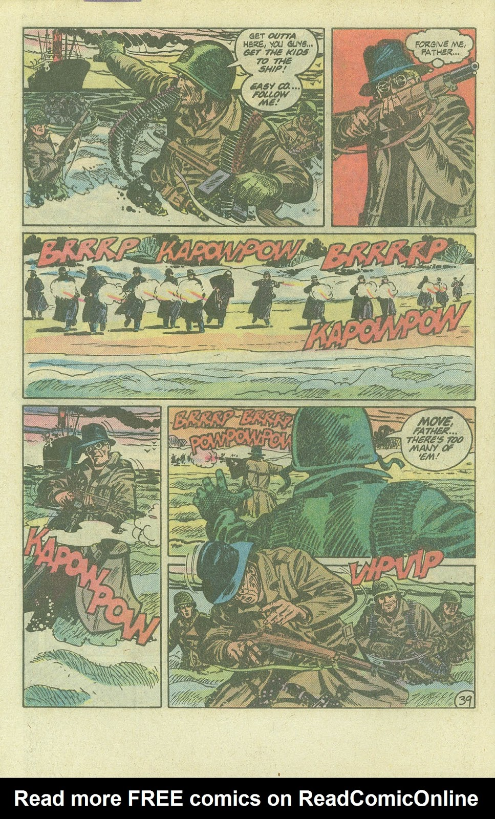 Sgt. Rock issue Annual 3 - Page 47