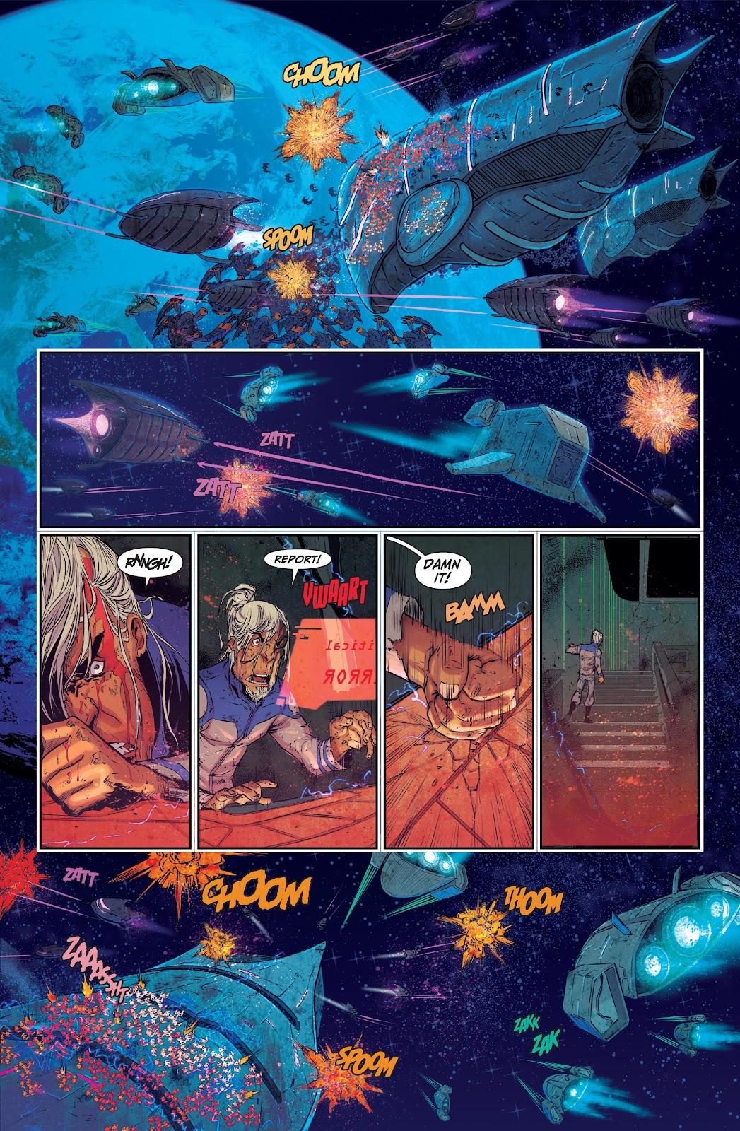 Exilium issue 6 - Page 35