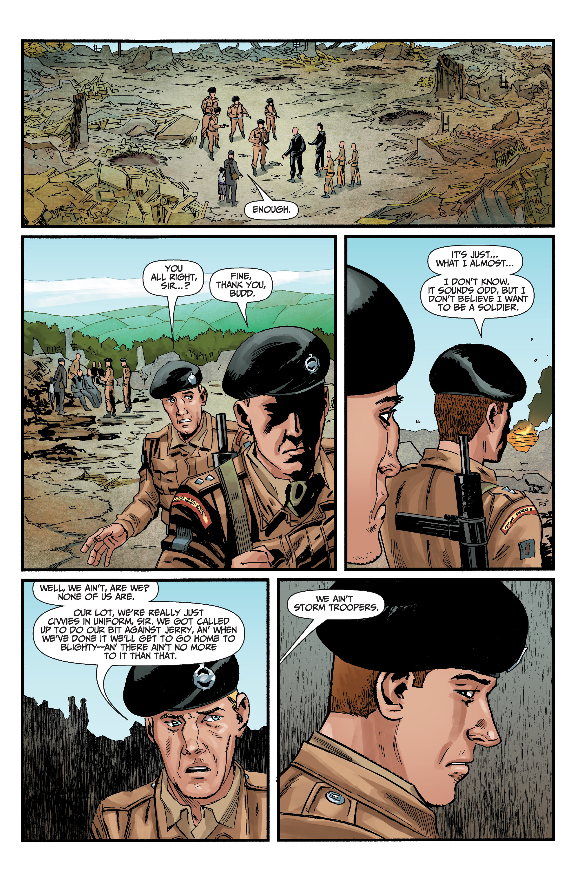 Read online World of Tanks comic -  Issue #5 - 20