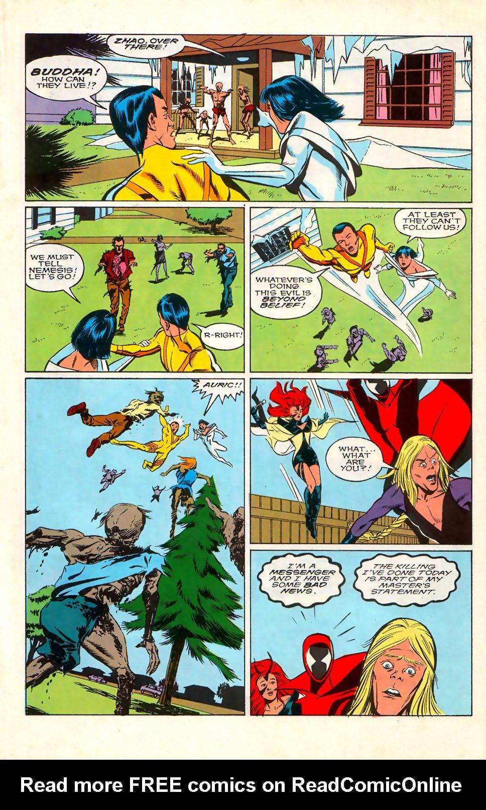 Read online Alpha Flight (1983) comic -  Issue #76 - 12
