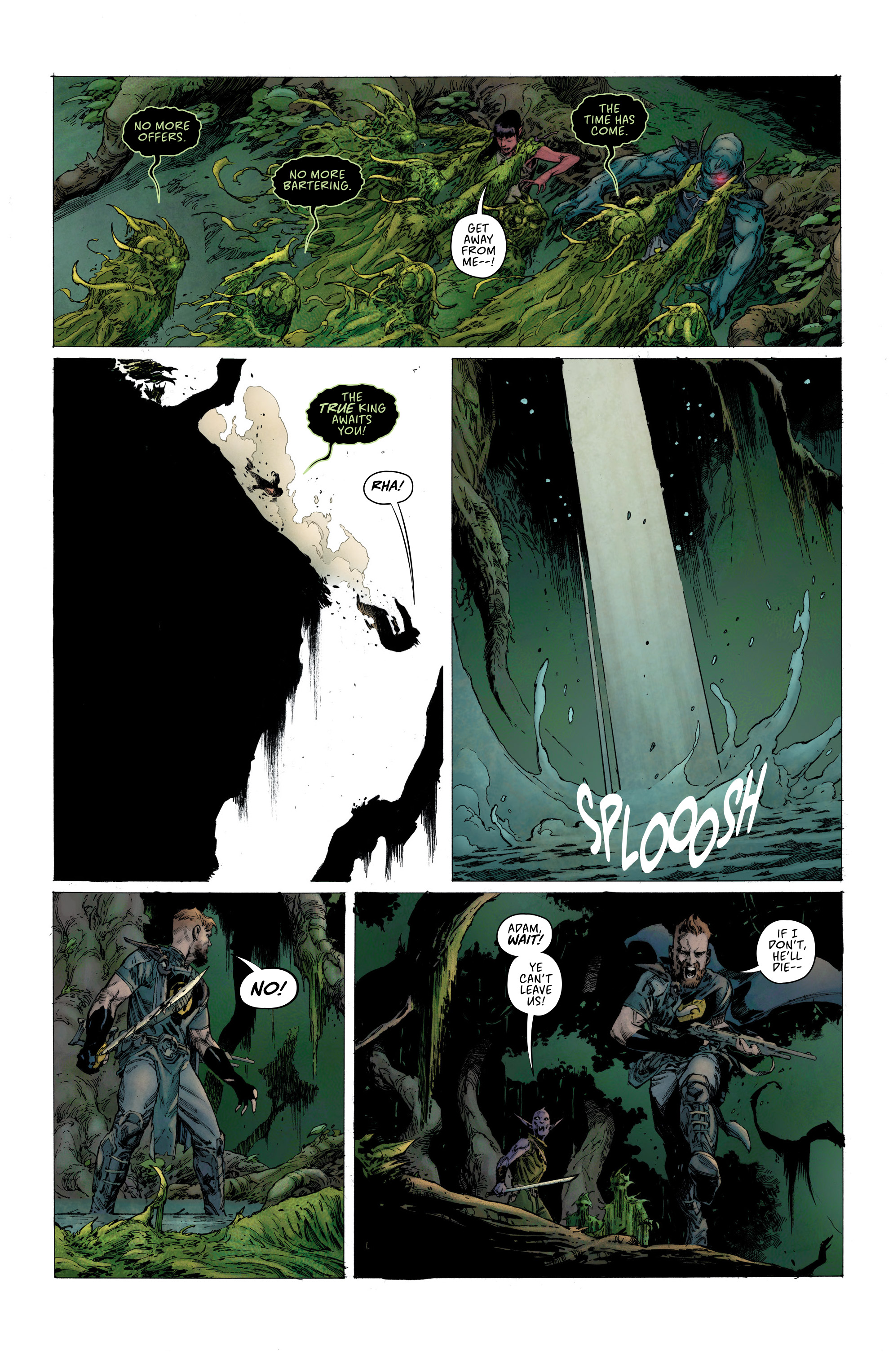 Read online Seven To Eternity comic -  Issue #6 - 15