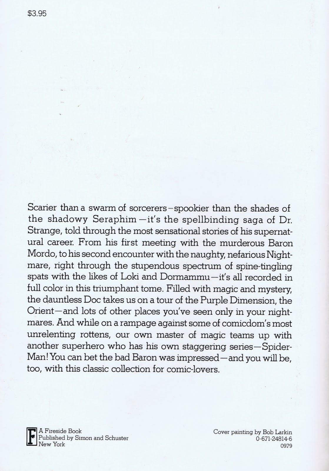 Doctor Strange: Master of the Mystic Arts issue TPB - Page 122