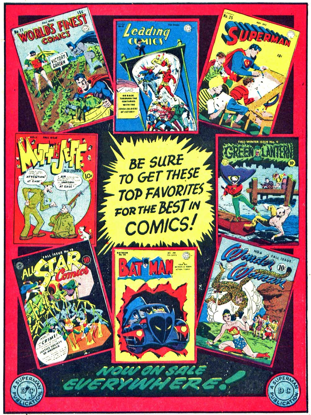 Star Spangled Comics (1941) issue 27 - Page 16