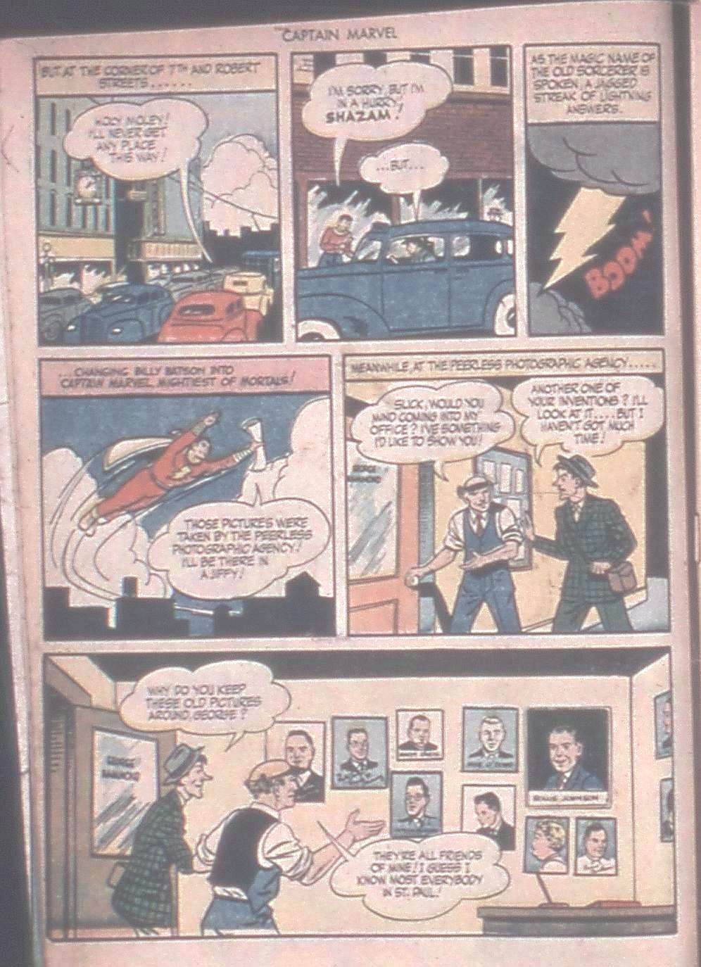 Captain Marvel Adventures issue 42 - Page 6