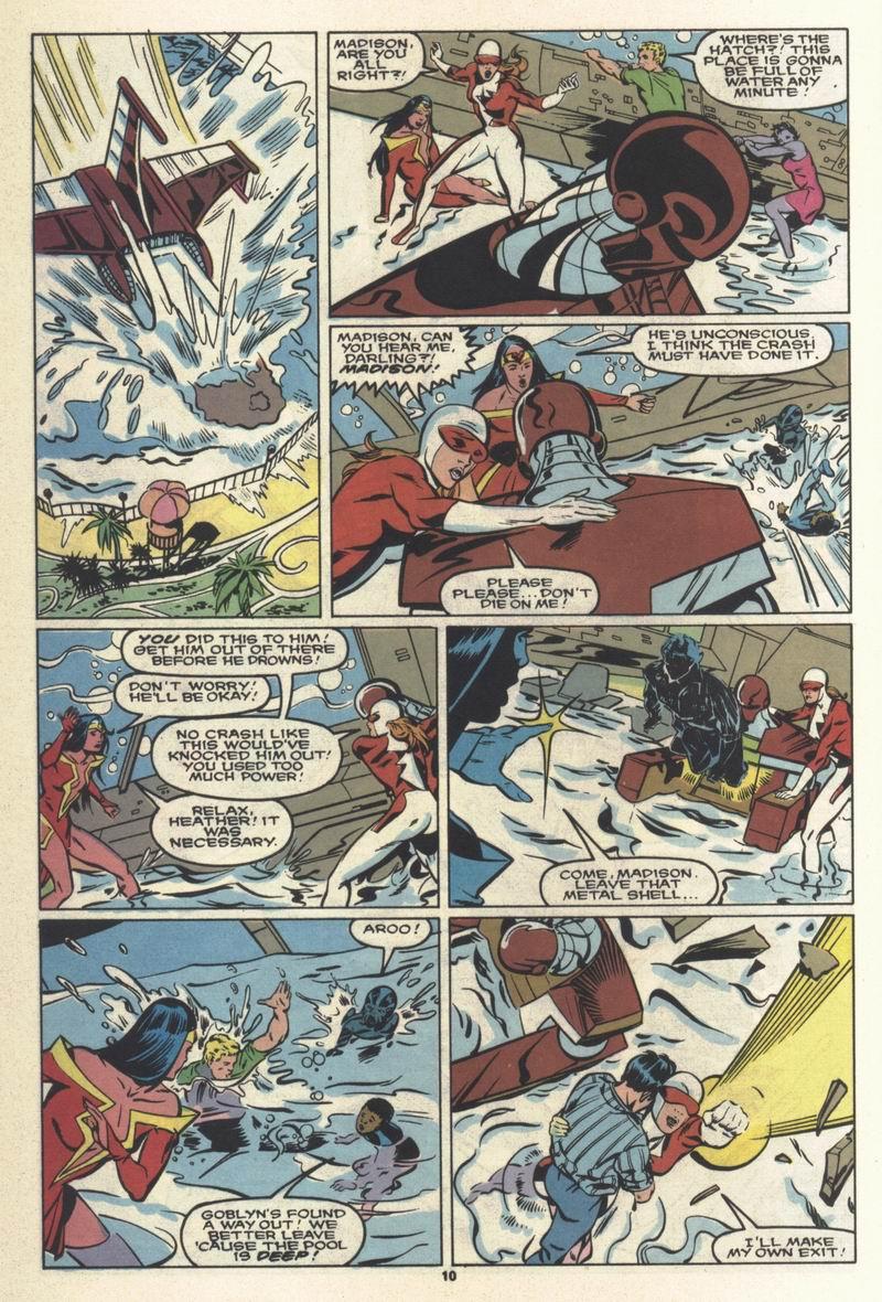 Read online Alpha Flight (1983) comic -  Issue #69 - 12
