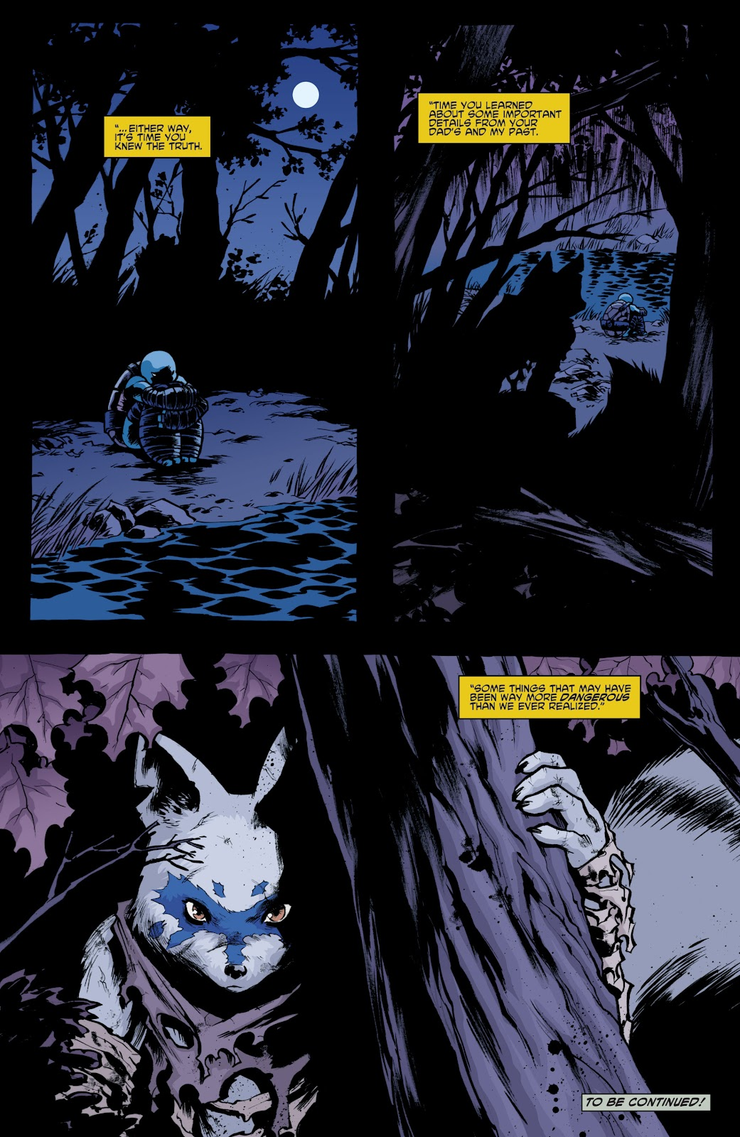 Read online Teenage Mutant Ninja Turtles: The IDW Collection comic -  Issue # TPB 4 (Part 1) - 28