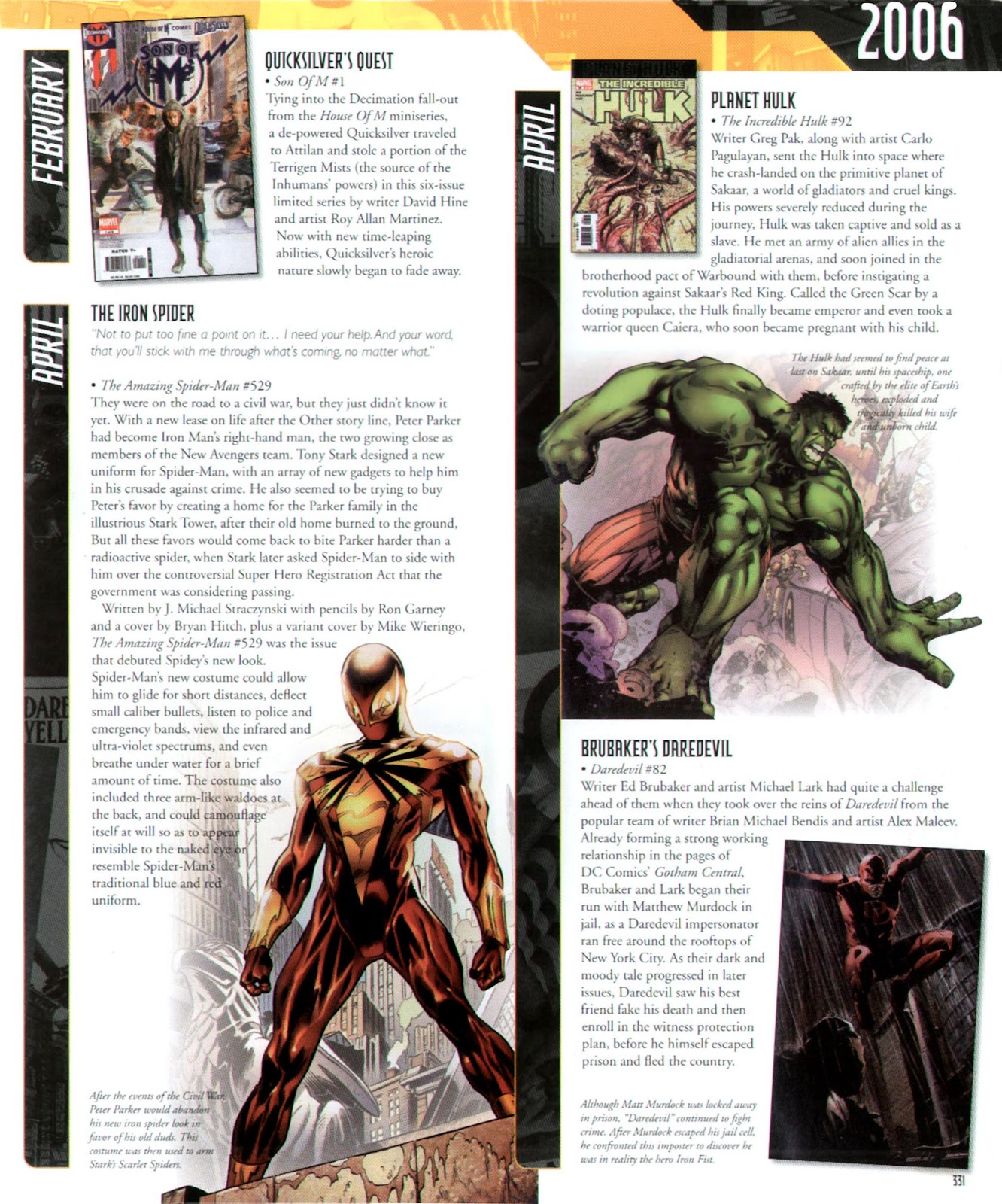 Read online Marvel Chronicle comic -  Issue # TPB (Part 3) - 107