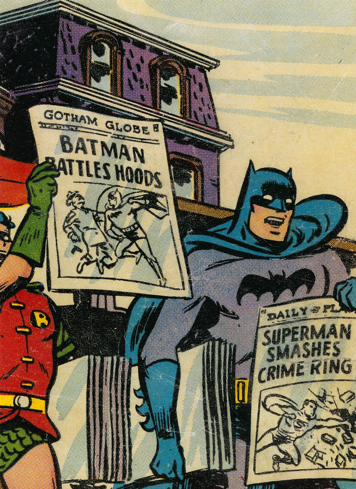 Read online 75 Years Of DC Comics comic -  Issue # TPB (Part 2) - 74