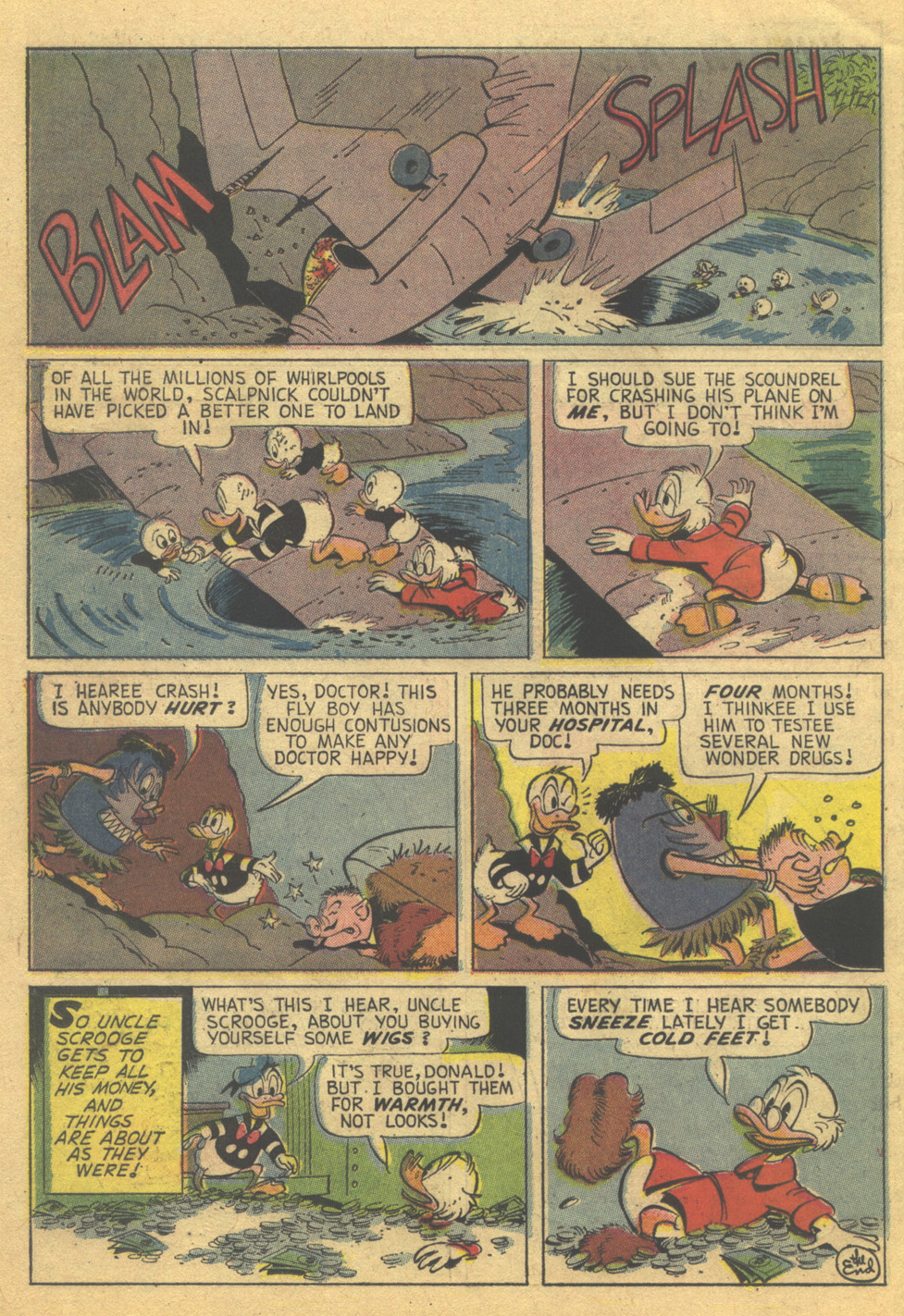 Read online Uncle Scrooge (1953) comic -  Issue #85 - 26