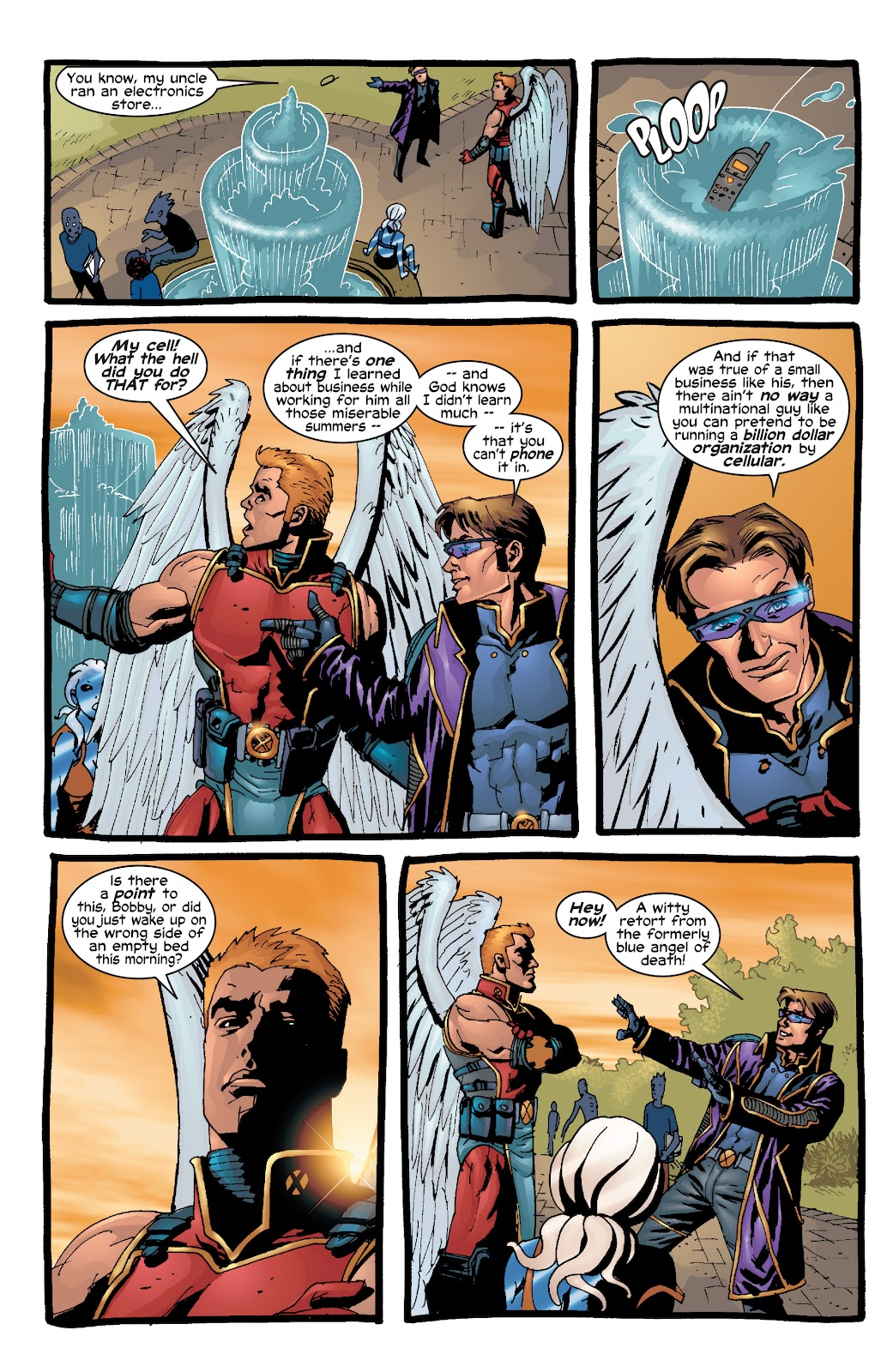 Read online X-Men: Unstoppable comic -  Issue # TPB (Part 2) - 25