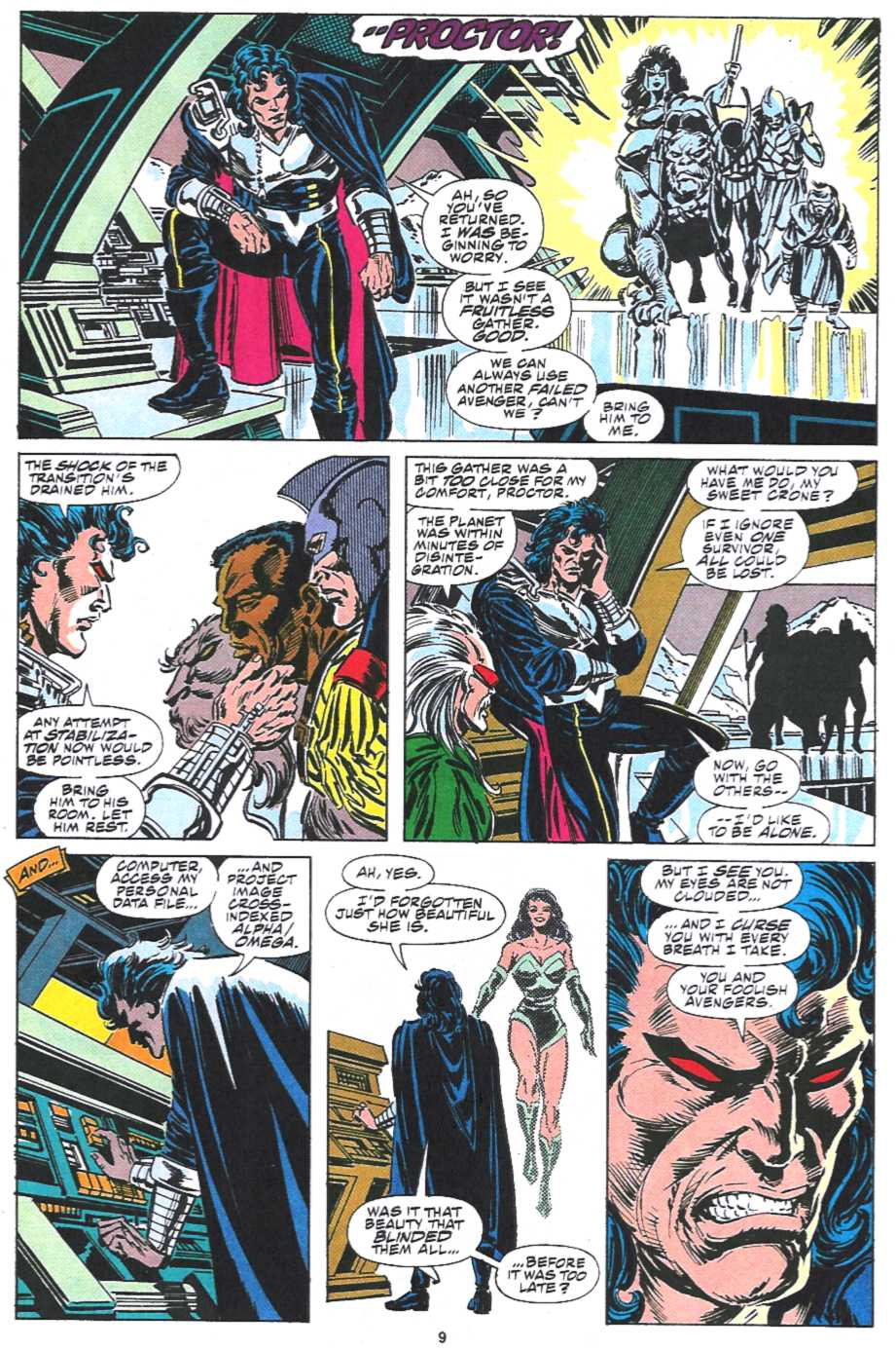 The Avengers (1963) 355 Page 6
