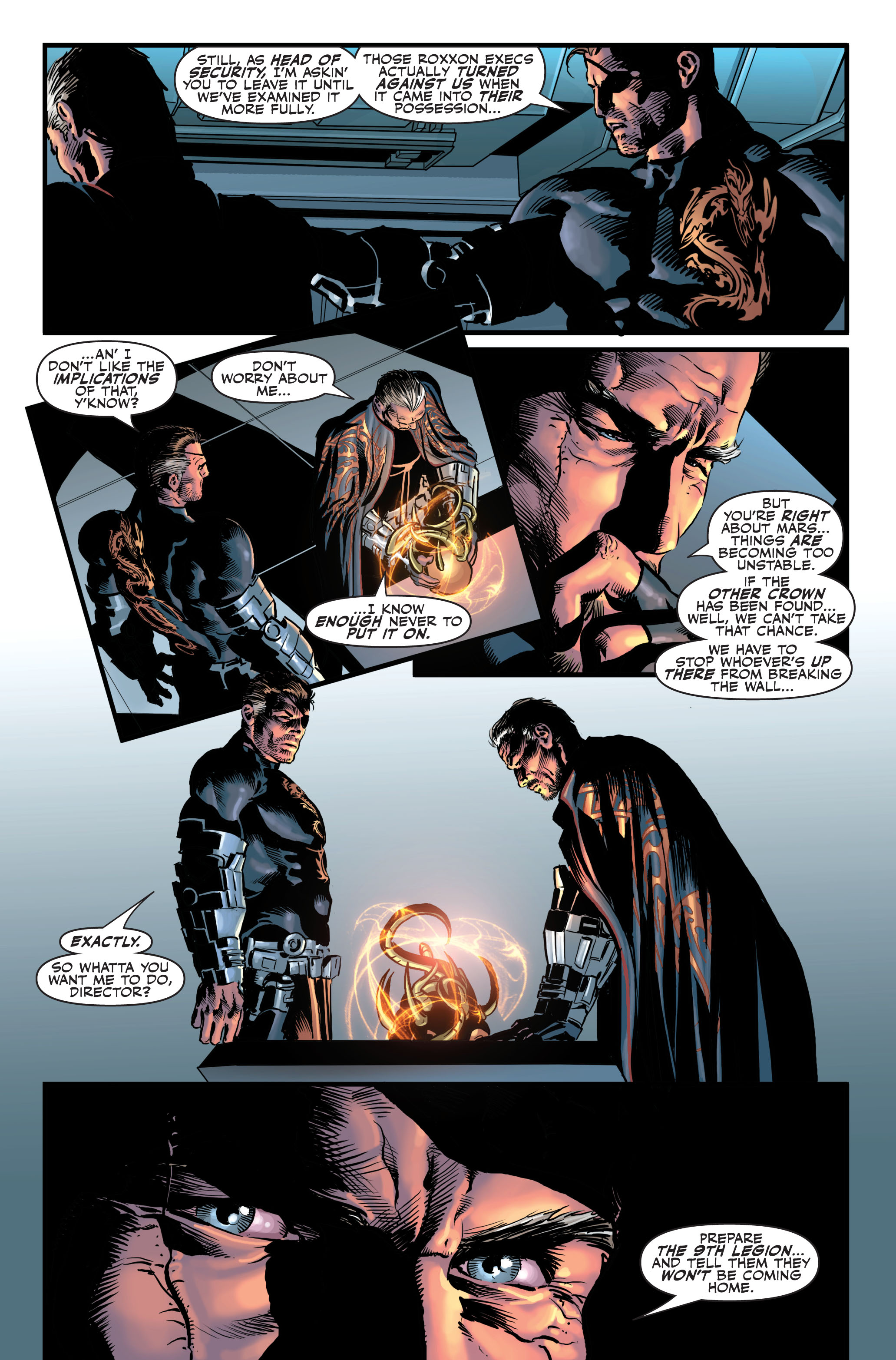 Read online Secret Avengers (2010) comic -  Issue #3 - 15