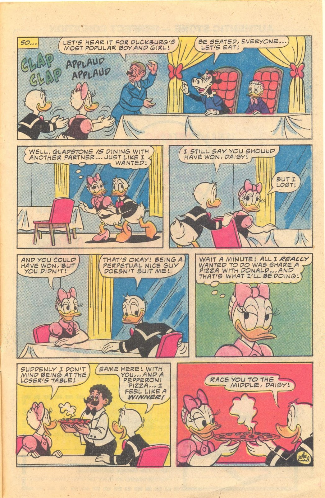 Read online Walt Disney Daisy and Donald comic -  Issue #47 - 33