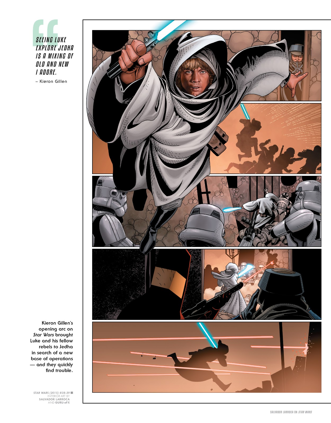 Read online The Marvel Art of Star Wars comic -  Issue # TPB (Part 2) - 19