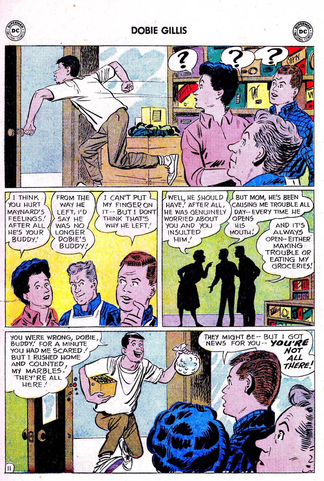Many Loves of Dobie Gillis issue 21 - Page 15