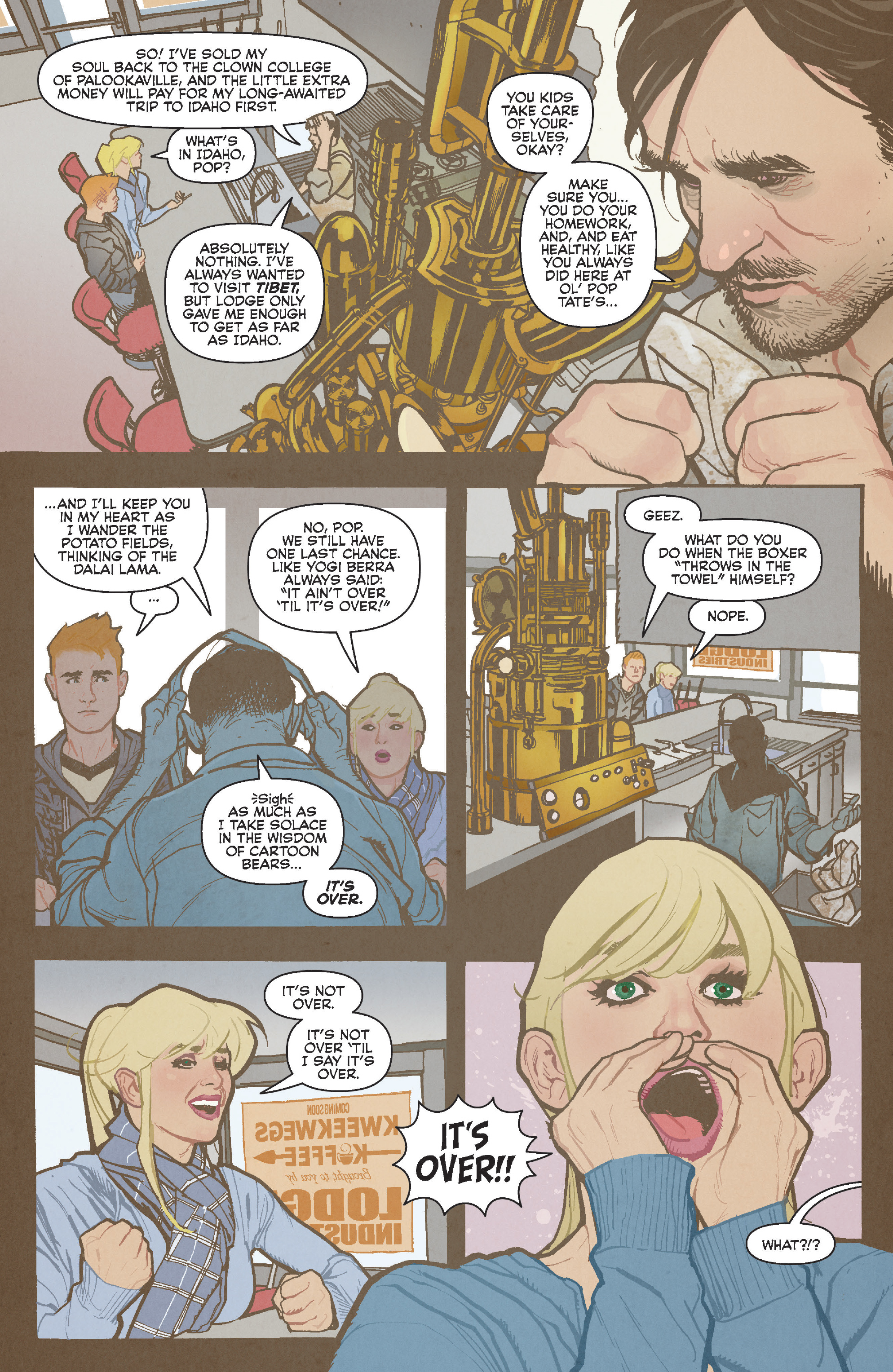 Read online Betty and Veronica (2016) comic -  Issue #3 - 5