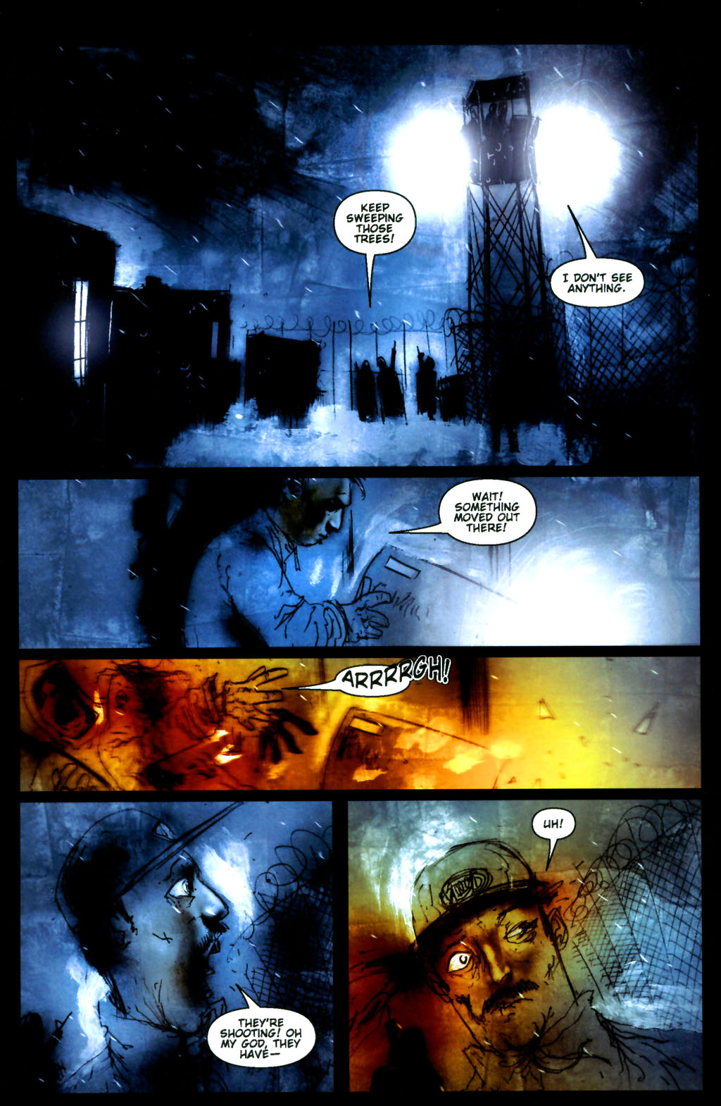 Read online 30 Days of Night: Return to Barrow comic -  Issue #4 - 11