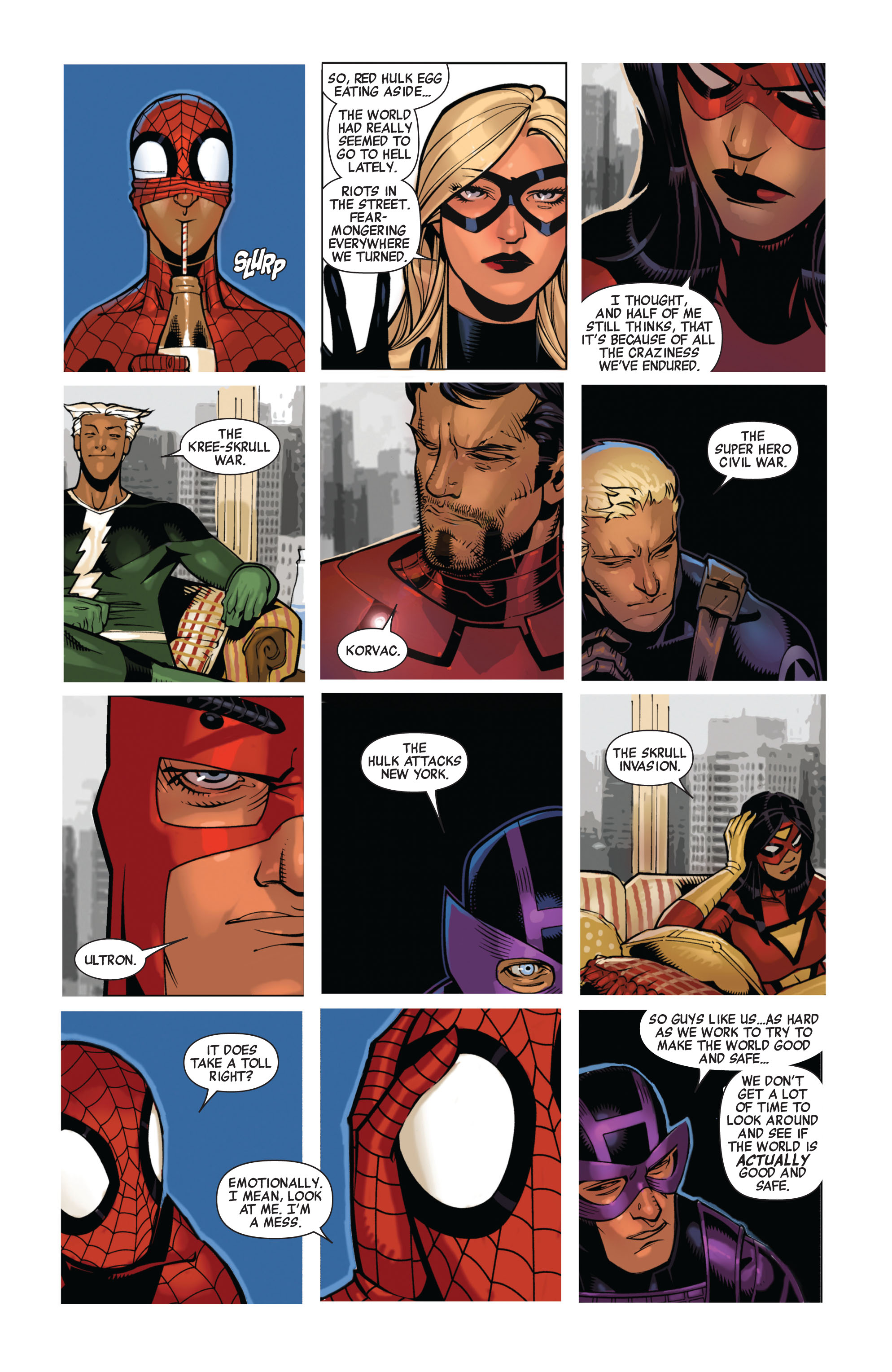 Read online Avengers (2010) comic -  Issue #13 - 10