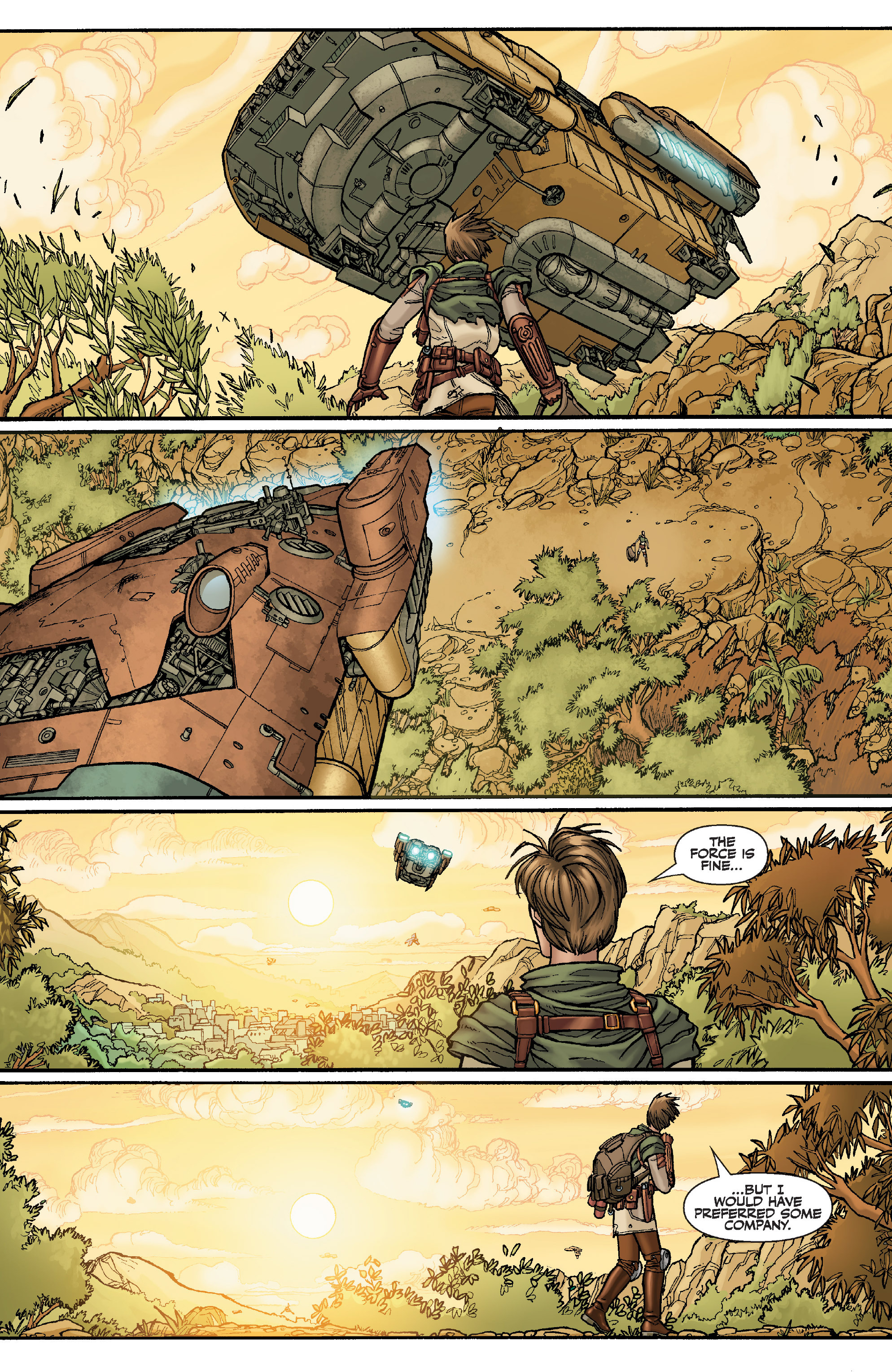 Read online Star Wars Omnibus comic -  Issue # Vol. 29 - 282