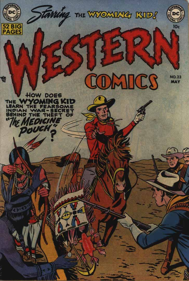 Western Comics issue 23 - Page 1