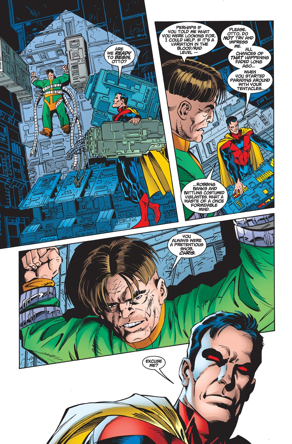 The Amazing Spider-Man (1999) 10 Page 12