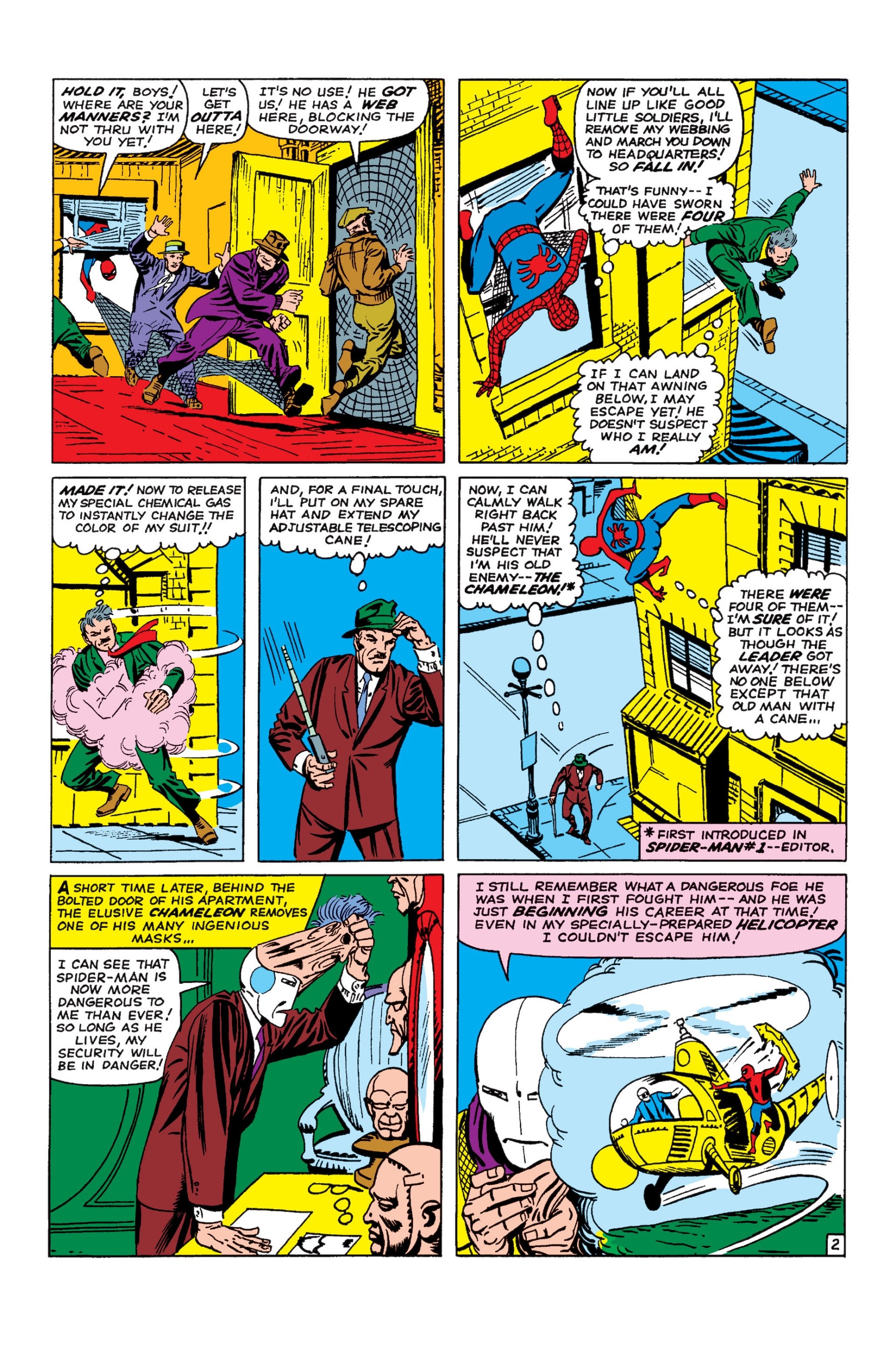 The Amazing Spider-Man (1963) 15 Page 2