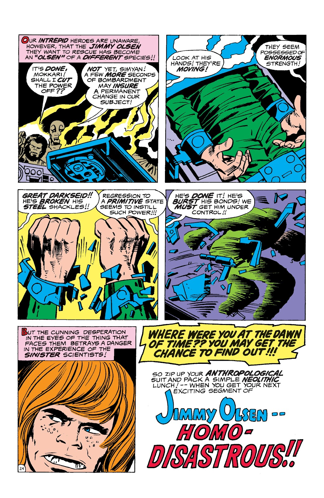 Read online Superman's Pal, Jimmy Olsen by Jack Kirby comic -  Issue # TPB (Part 3) - 86