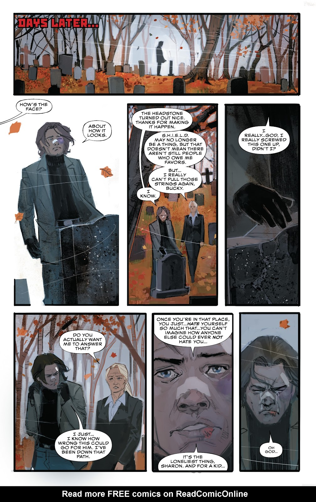 Read online Winter Soldier (2018) comic -  Issue #5 - 21