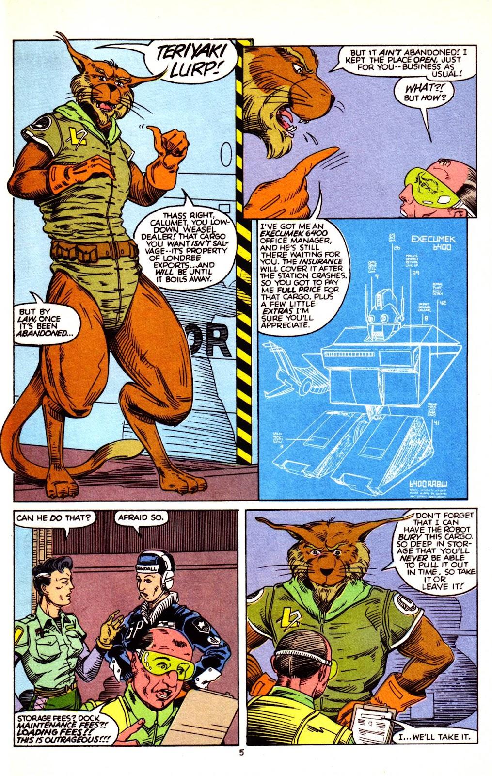 Dynamo Joe issue 8 - Page 22