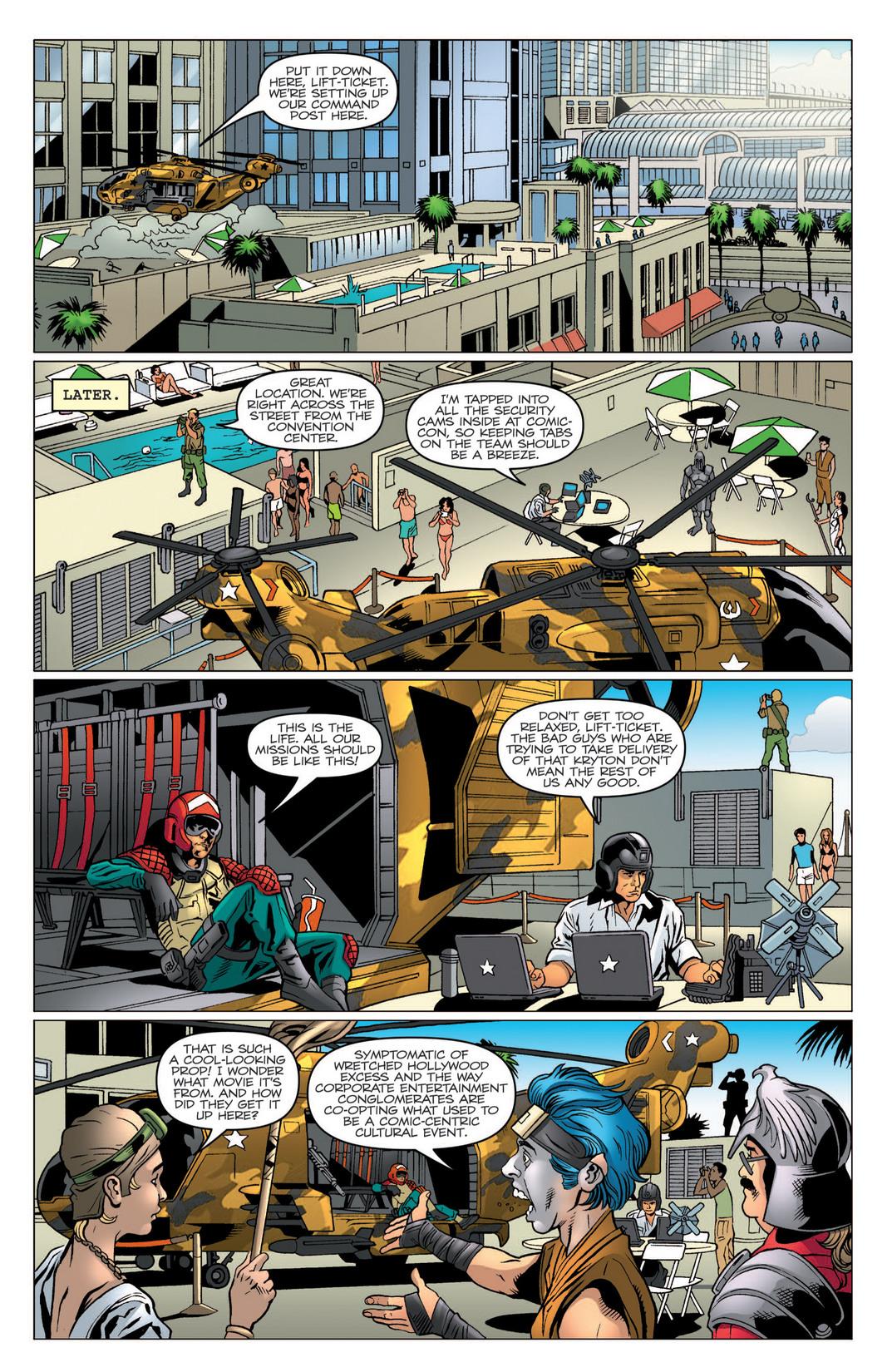 G.I. Joe: A Real American Hero 180 Page 12