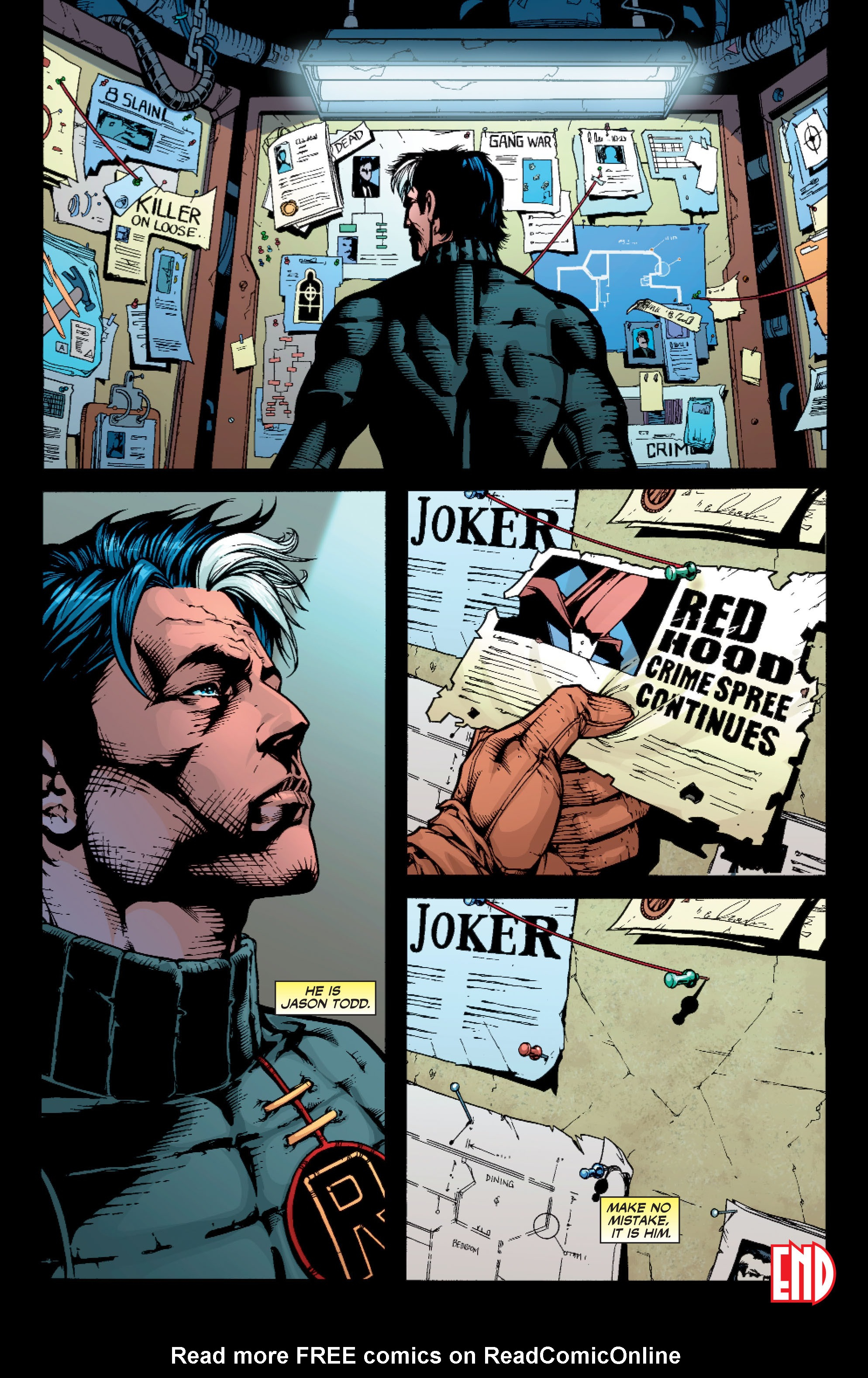 Read online Batman: Under The Red Hood comic -  Issue # Full - 356
