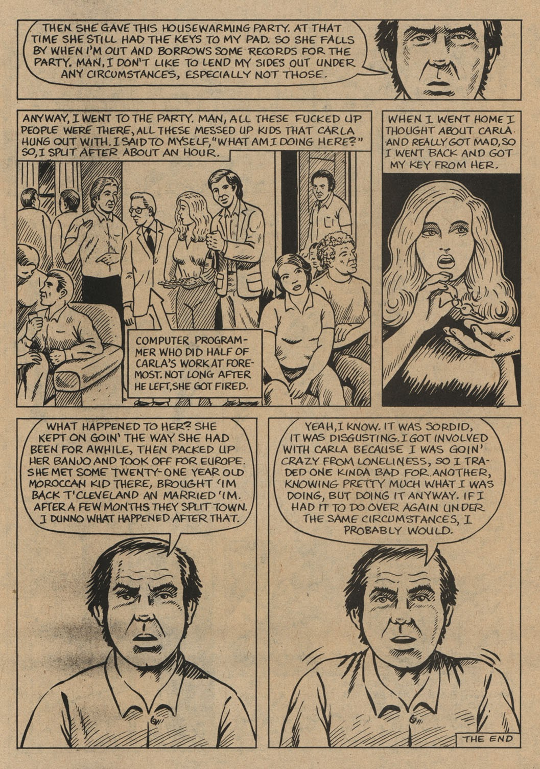 American Splendor (1976) issue 6 - Page 15