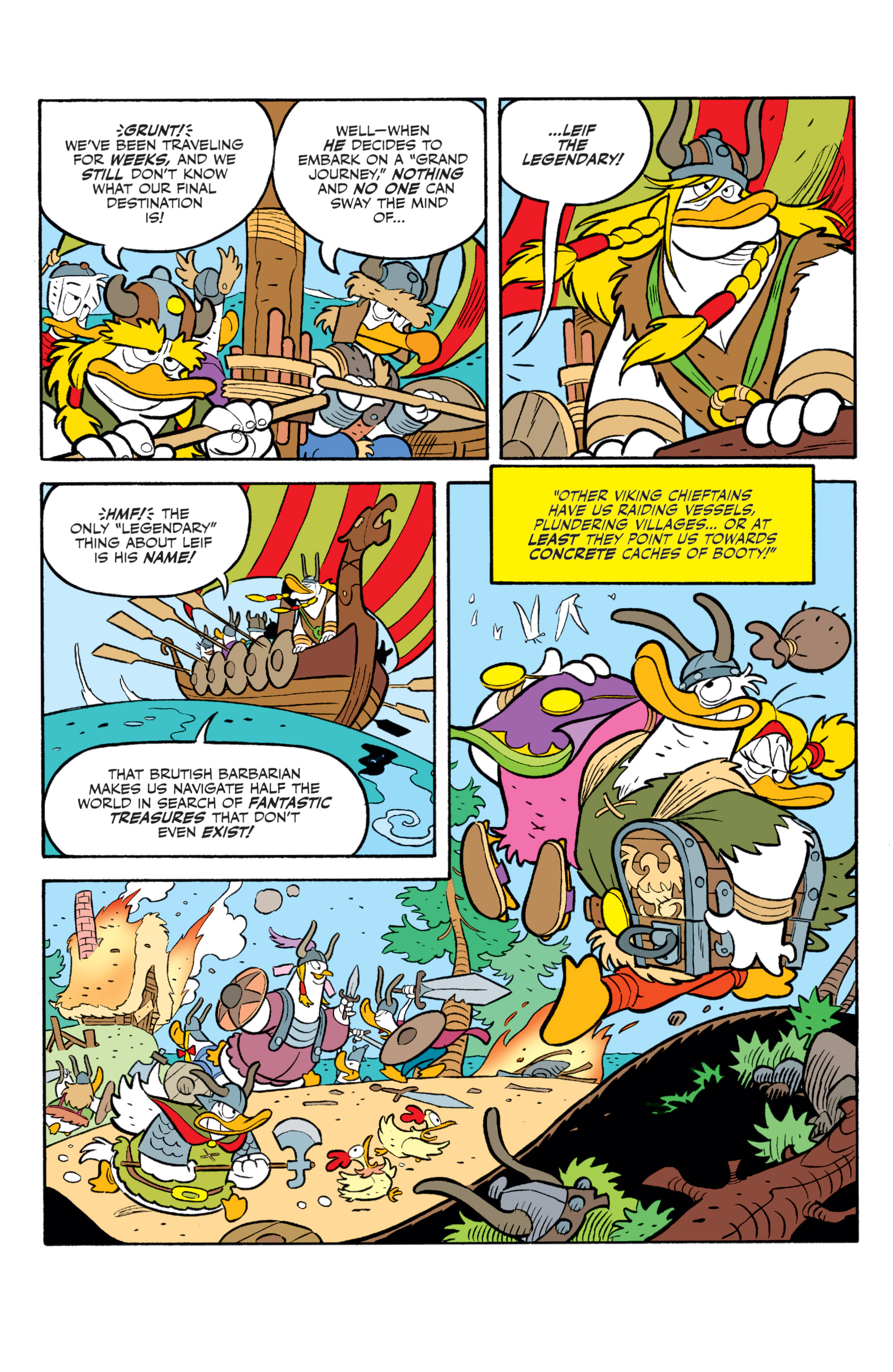 Read online Donald Duck (2015) comic -  Issue #20 - 4