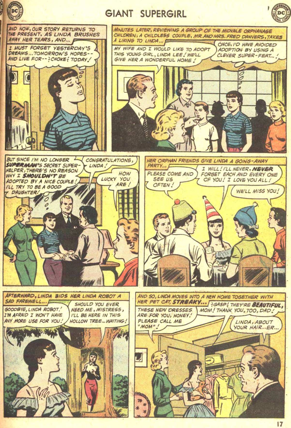 Read online Action Comics (1938) comic -  Issue #360 - 17