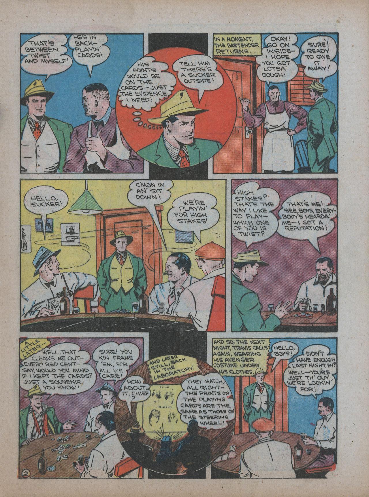 Read online Detective Comics (1937) comic -  Issue #48 - 53