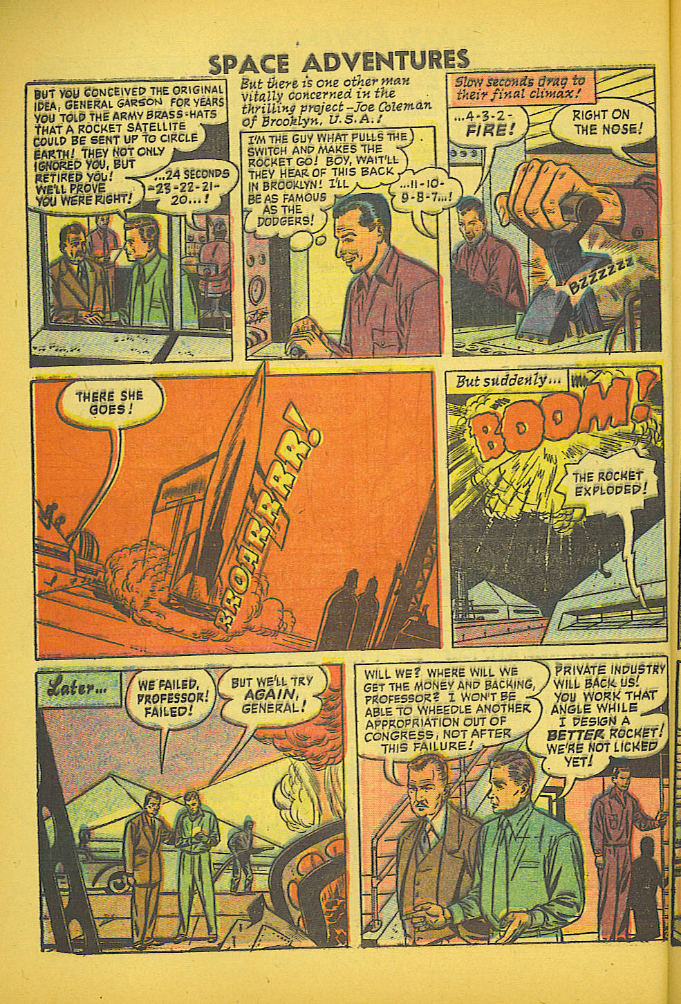 Space Adventures (1952) issue 20 - Page 4