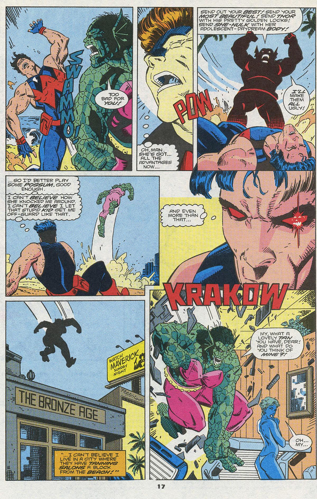 Read online Wonder Man (1991) comic -  Issue #3 - 15