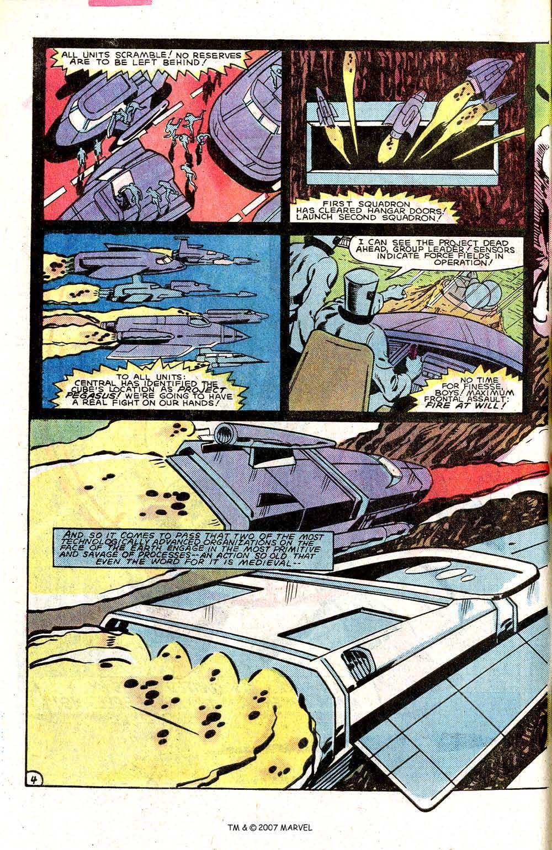 Read online Captain America (1968) comic -  Issue # _Annual 7 - 8