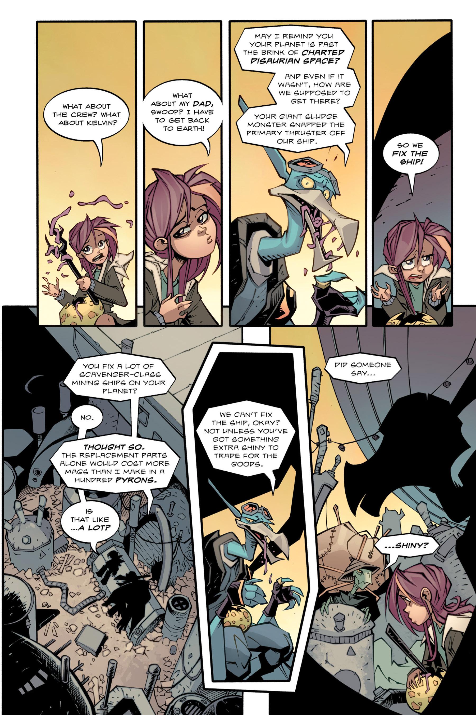 Read online Rexodus comic -  Issue # Full - 65