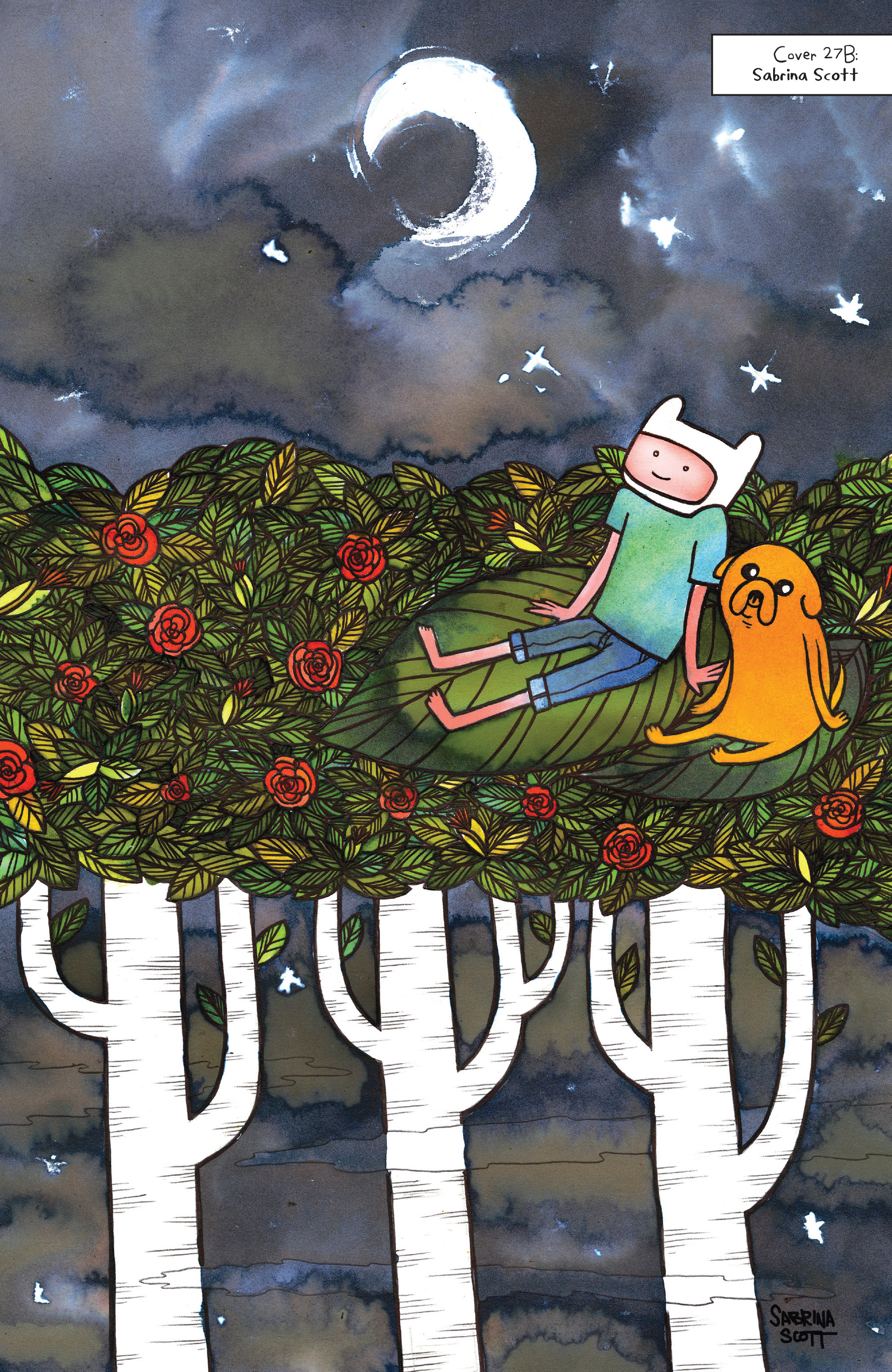 Read online Adventure Time comic -  Issue #Adventure Time _TPB 6 - 115