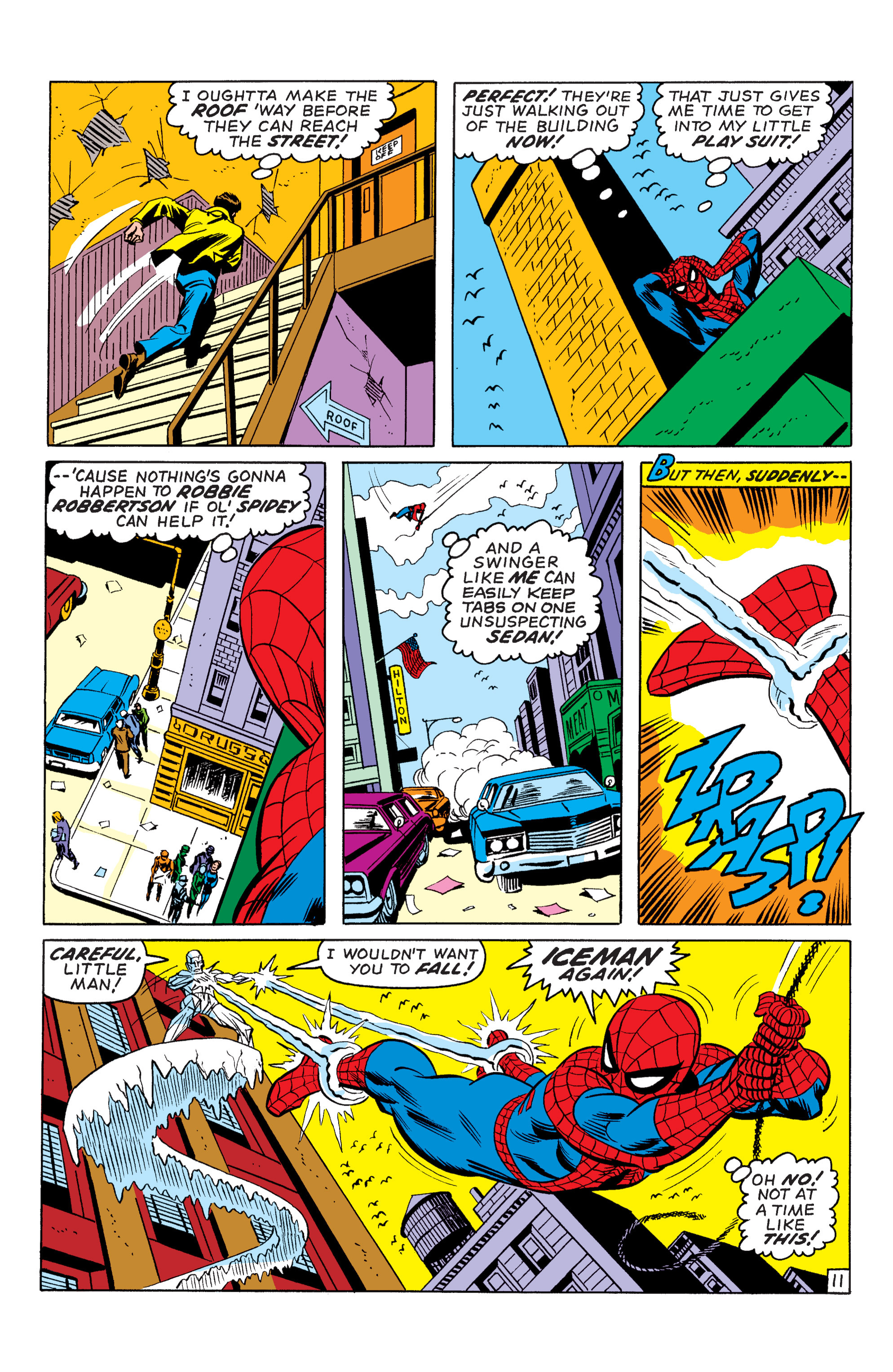The Amazing Spider-Man (1963) 92 Page 11