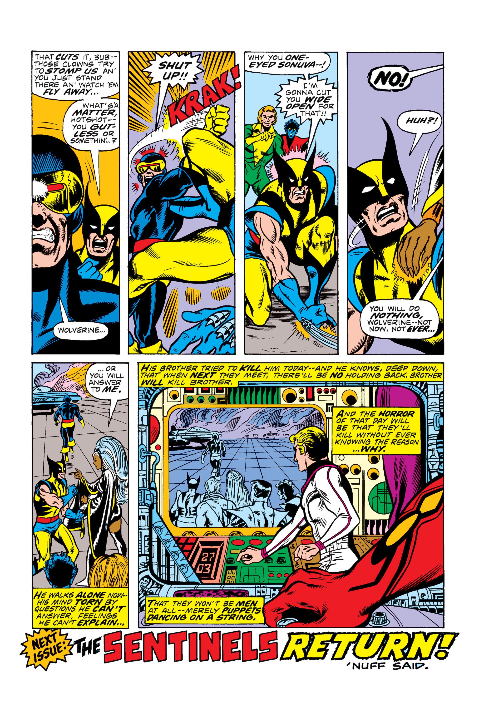 Uncanny X-Men (1963) 97 Page 17