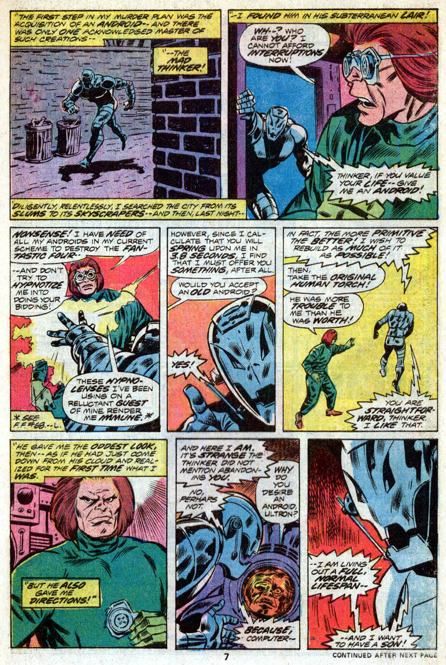 The Avengers (1963) 135 Page 5
