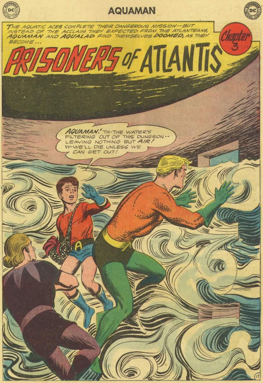 Read online Aquaman (1962) comic -  Issue #7 - 23