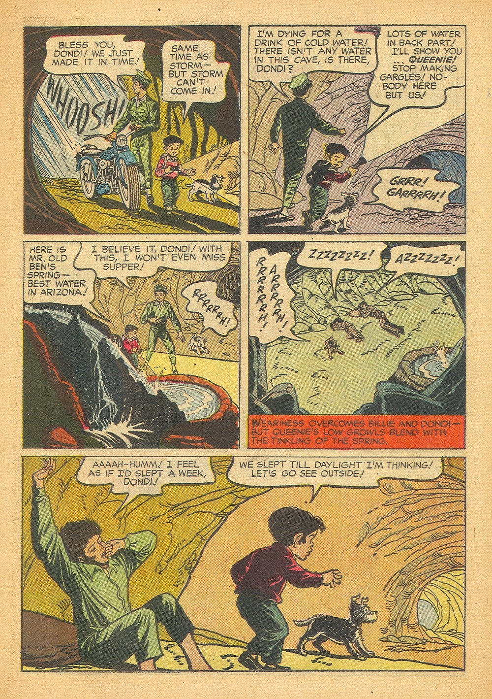 Four Color Comics issue 1276 - Page 11