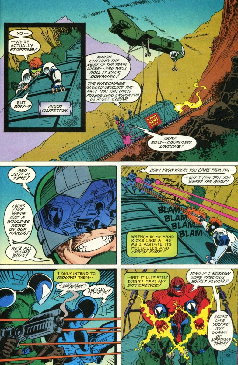 Read online Gunfire comic -  Issue #3 - 23