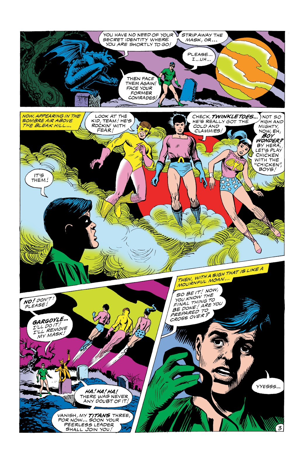 Teen Titans (1966) issue 14 - Page 4
