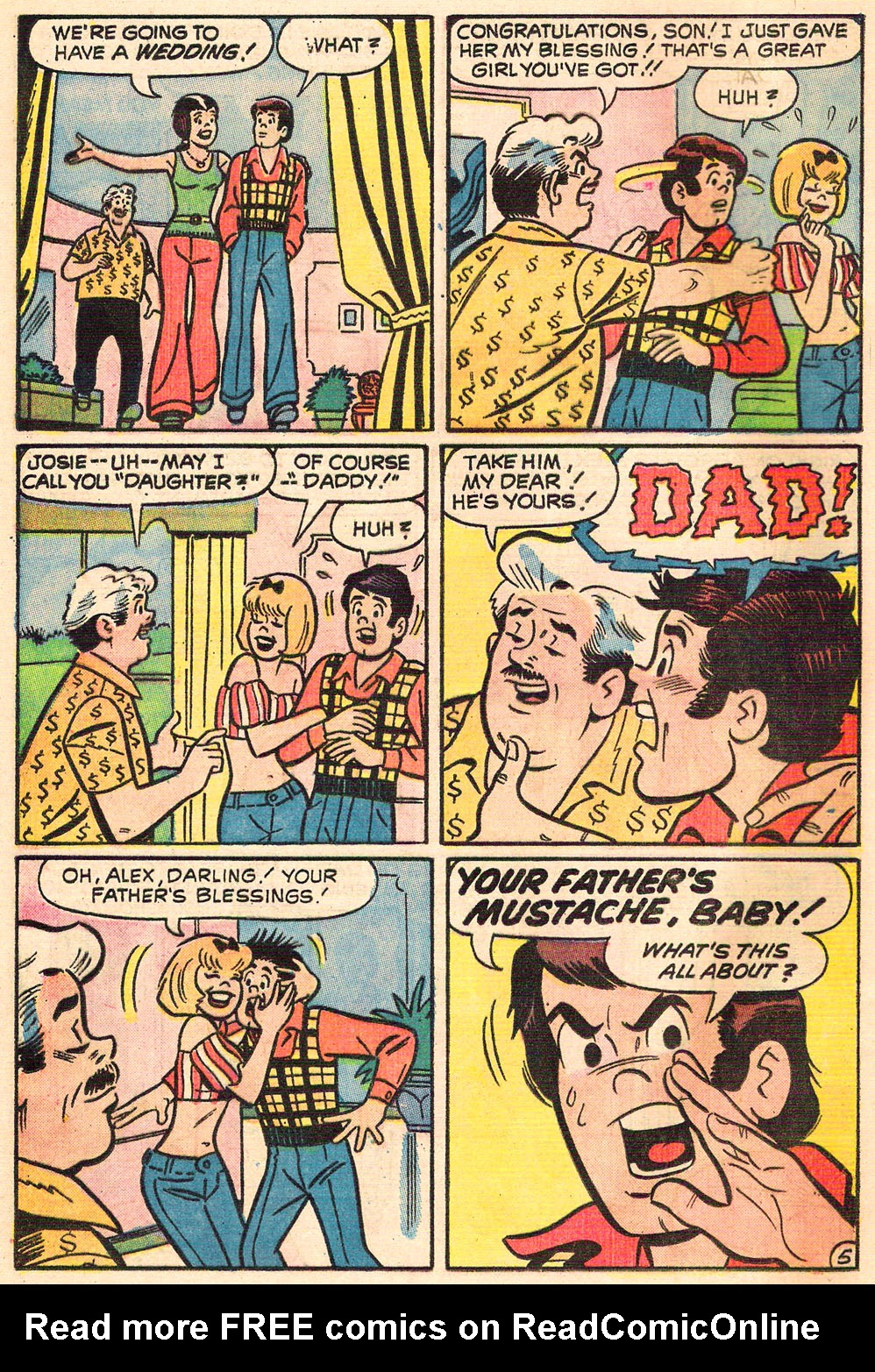 Read online She's Josie comic -  Issue #72 - 24