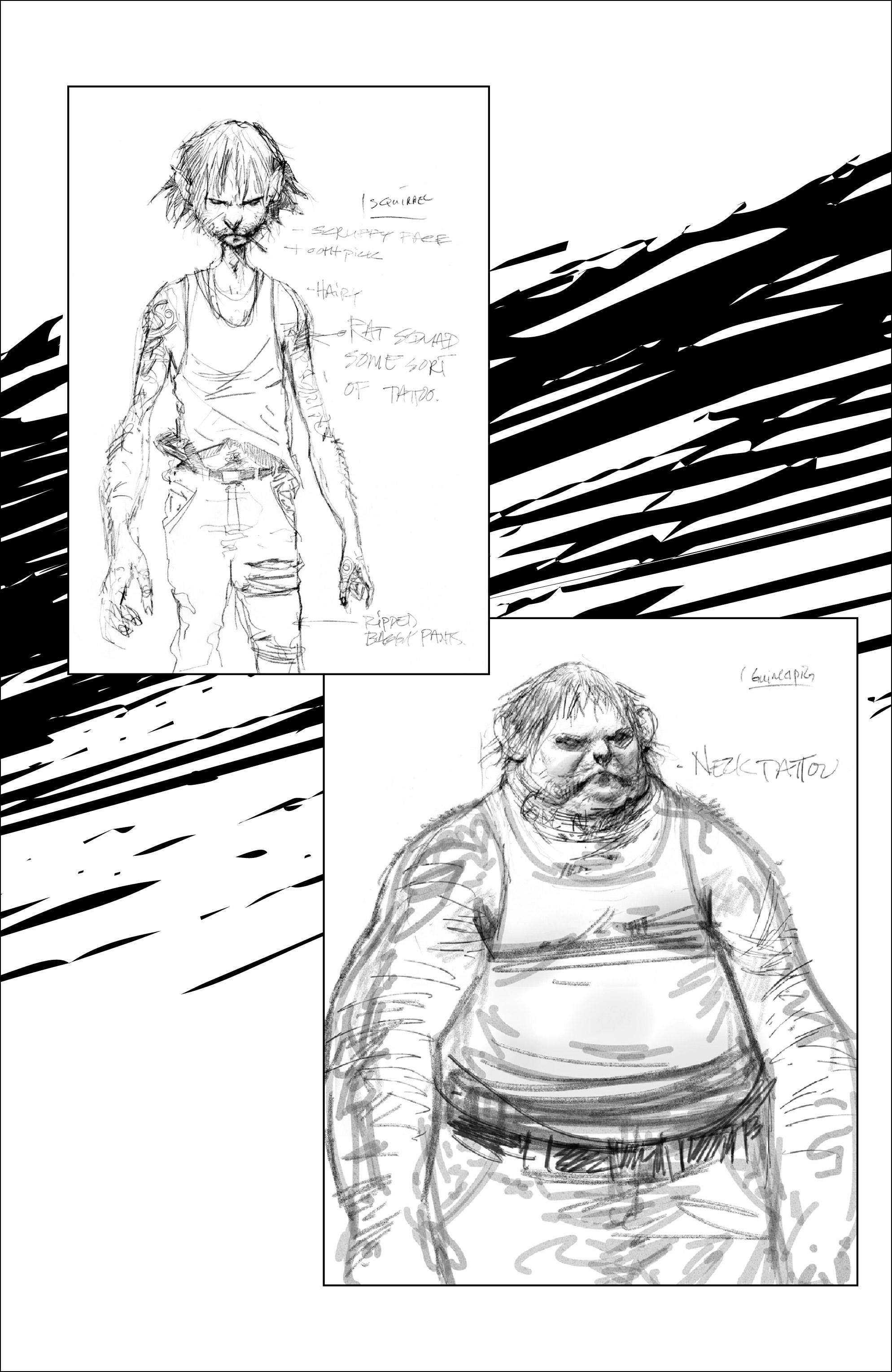 Read online X: Big Bad comic -  Issue # Full - 130