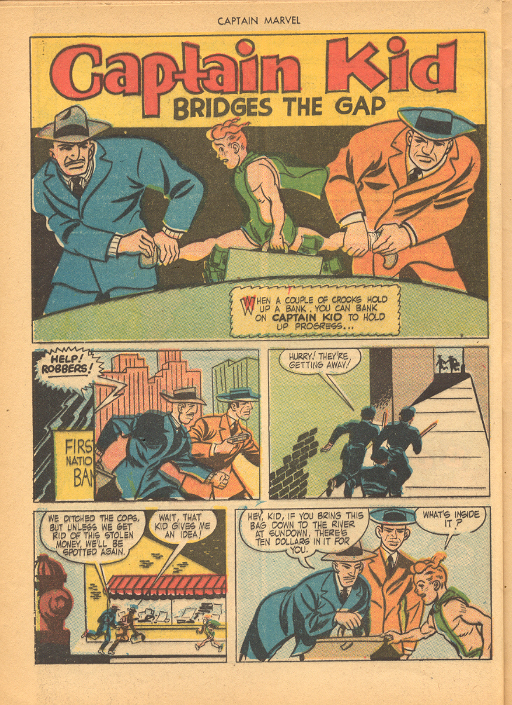 Captain Marvel Adventures issue 62 - Page 36
